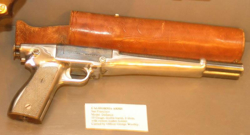 10 gauge double barrel shotgun shotgunworld com defiance anti